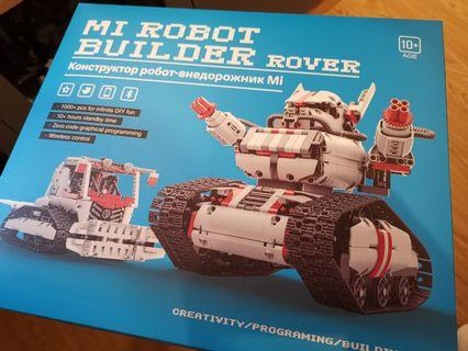 Mi Robot Builder River