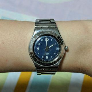 🚚 Swatch Irony Watch Blue