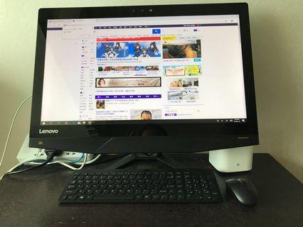 LENOVO AIO-700-24ISH with intel 3D motion sensor