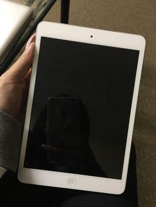 iPad Mini 32GB WiFi + Case