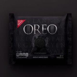 """🚚 Oreo """"Game of Thrones"""" cookies limited edition"""