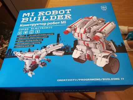 Mi Robot Builder