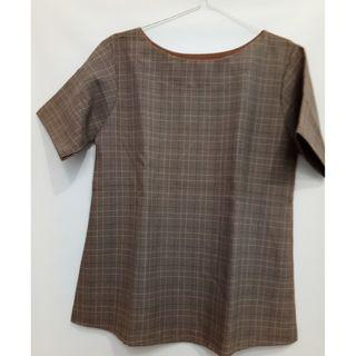 Chapter9 Blouse Brown