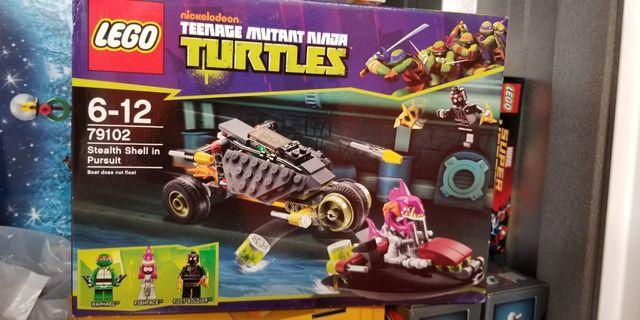 Lego 79102 忍者龜