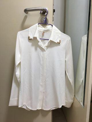 女裝長袖恤衫