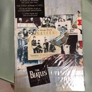 The Beatles anthology DVD