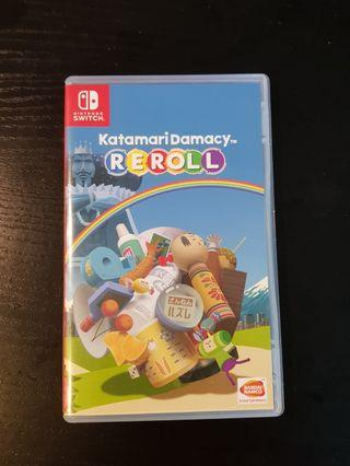 🚚 Katamari Damacy - Nintendo Switch game