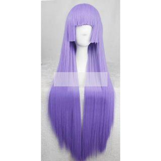 Purple Anime Cosplay Wig