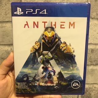 [NEW] PS4 Game - Anthem