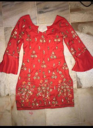 Sequin Punjabi Suit