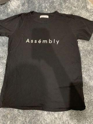 New small assembly top