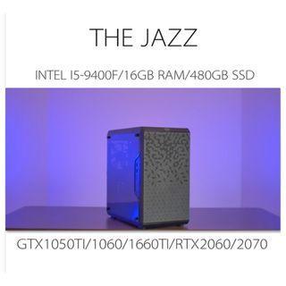INTEL I5-9400F ADVANCE GAMING CUSTOM DESKTOP PC WITH GTX1050TI/1060/1660TI/RTX2060/2070(BUILD TO ORDER)