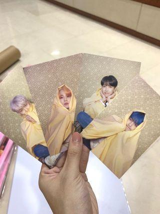 WTS / WTT BTS Persona Postcards