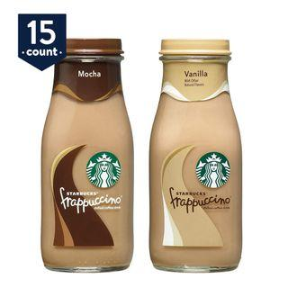 Starbucks Frapuccino Chilled Coffee
