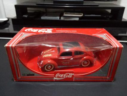 🚚 Vintage metal coca cola VW berline caf