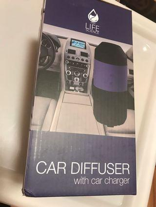 Life science car diffuser