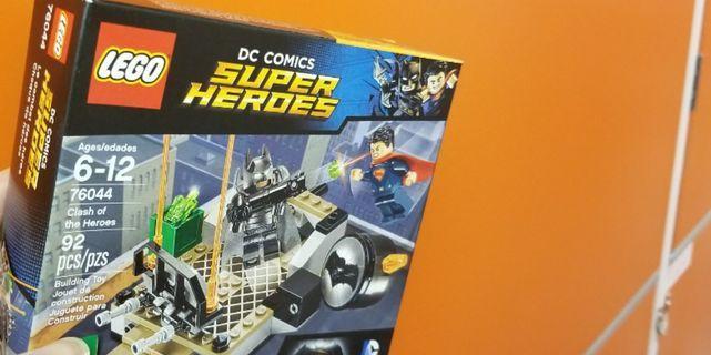 Lego 76045 DC Comics Super Heroes