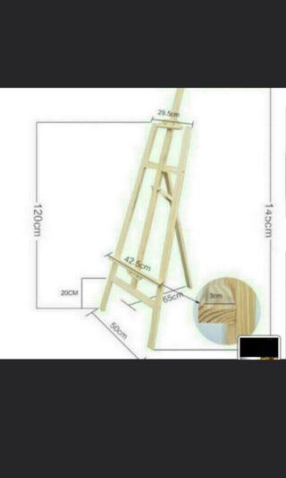🚚 Clearance New Drawing stand essels wooden cheapest