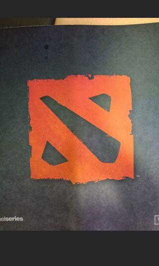 Steelseries Dota 2 mousepad