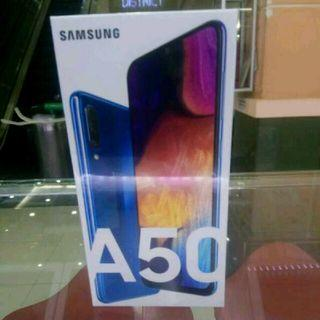 Samsung Galaxy A50 New 6/128Gb Kredit Hp Bunga 0%