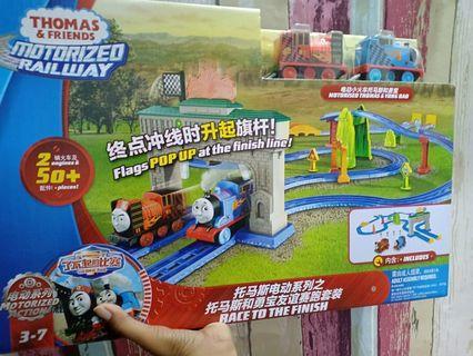 Track Thomas Sale 300rb (muat 1kg)
