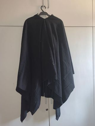078111d30 poncho jacket | Women's Fashion | Carousell Philippines
