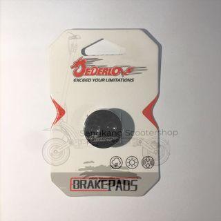 JEDERLO BRAKE PADS 08A (Price for 1 Brake): FIIDO