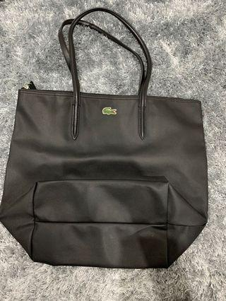 New authentic Lacoste tote