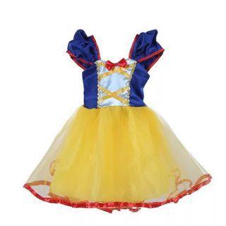 迪士尼公主裙 靚料 全新