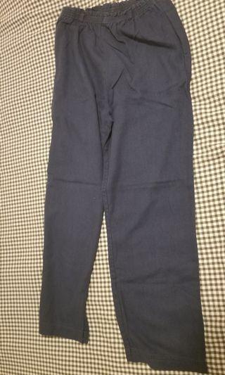女長褲+短褲