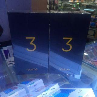 Realme 3 New 3/32Gb Bisa Kredit Bunga Nya 0%