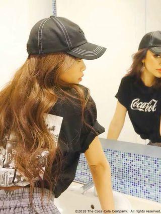 日本GYDA x 可口可樂CocaCola 合作款短袖上衣T恤棉TEE Coca-cola