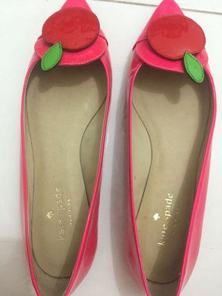 Flat shoes kate spade original preloved