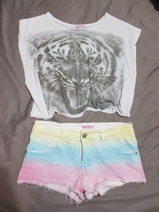 Ladies size xsmall set