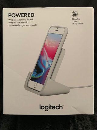 🚚 Logitech wireless charging stand