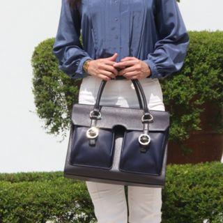 Ring Quartet (Gulf) Working Handbag