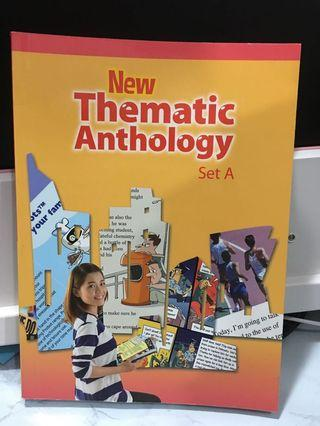 New Thematic Anthology Set A 全新