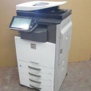 Clearance Stock : Sharp MX3610N Color Copier