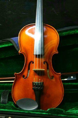 Suzuki Japan 1/8 Violin 日本製 兒童 小提琴 調好音 小朋友 八分一