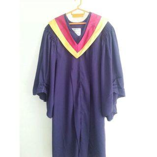 Nyp graduation gown