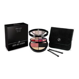 [正貨保証] 全新 Giorgio Armani Color Ecstasy Palette Maquillage Make-up Palette GA Eyeshadow eye shadow foundation lipstick blush 眼影 唇膏 粉底 組合 聖誕限定 網紅大熱 新年 賀年 禮物 情人節 禮物 Valentine's Day Valentine