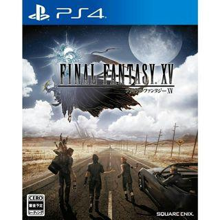 Final Fantasy XV R3 PS4
