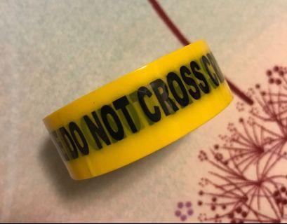 膠紙 (特別版)Do not cross crime scene