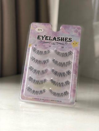 🚚 Fake lashes 571