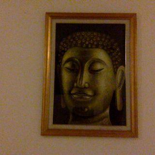 Buddha Framed artwork
