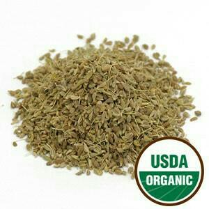 🚚 Organic Whole Anise Seed