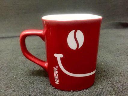 Nescafe Smiley Red Mug