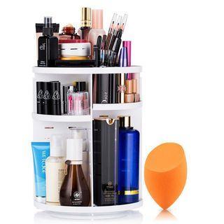 Rotatable Makeup Organiser