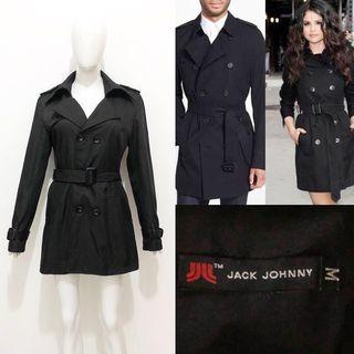 Jack johnny trench coat / blazer coat / outer