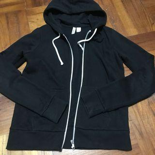 H&M 黑色外套